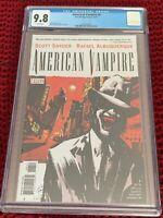 American Vampire #6-CGC 9.8-Scott Snyder-Raphael Albuquerque-Vertigo Comics