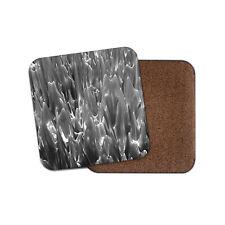 Metallic Mercury Coaster - Liquid Metal Silver Quicksilver Element Gift #12592