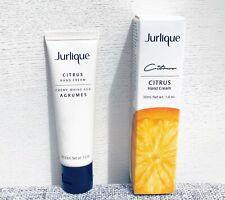Jurlique Citrus Hand Cream, 30ml, Brand New in Box!