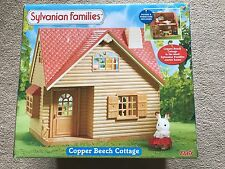 Sylvanian Families Copper Beech Cottage New And Boxed