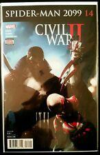 SPIDER-MAN 2099 #14 Civil War II (2016 MARVEL Comics) ~ VF/NM Comic Book