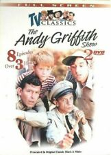 The Andy Griffith Show(DVD, 2003, 2-Disc Set)TV Classics 8 Episodes