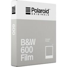 Polaroid 600 B&W Instant Film - For Polaroid 600 Type Cameras