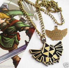 Unisex  Cosplay Legend Of Zelda Removable Master Sword Necklace Pendant WU