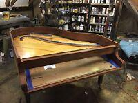 1929 Mason & Hamlin Model A Grand Piano w PianoDisc Player System, Restoration
