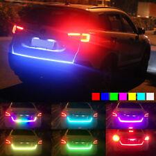 Auto LED Strip 5050 RGB Leiste Streifen Band Lichterkette 12V Lichtband 7 Farben