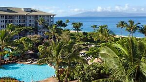Westin Kaanapali Ocean Resort Villas Maui,  May 9th to 16th