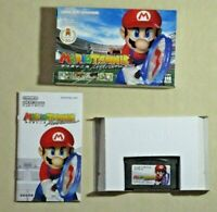 Mario tennis Advance Game boy GBA super Luigi gameboy GB Nintendo Japan JP