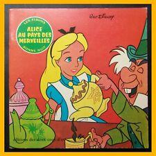 Les Albums Bonne Nuit ALICE AU PAYS DES MERVEILLES Walt Disney 1976
