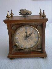 Alte Uhr Spieluhr Selva Reuge VW Käfer für Bastler