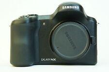 NEW! Body Only! Samsung Galaxy NX EK-GN120A 20.3 MP WiFi 4G  NEW! TEST!