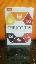 Roxio Creator NXT 6 - New Retail Box with Download Option,