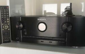 amplificateur home cinéma/hifi Marantz SR6008 noir en très bon état