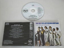 JEFFERSON AIRPLANE/THE BEST OF(RCA ND 89186) CD ÁLBUM