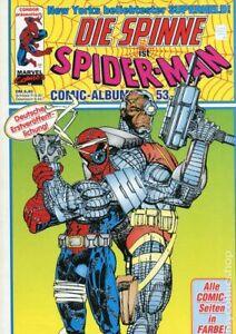 Die Spinne Comic Album TPB Spider-Man #53-1ST FN 6.0 1994 Stock Image