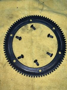 2006 Skidoo Ski Doo Electric Starter Ring Gear 417223738