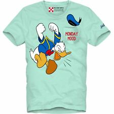 MC2 Saint Barth T-Shirt Uomo AUSTIN Emb Angry Donald 56