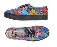 YOSH x SWEAR Men Sneakers Textile fibers Multicolor EUR 41