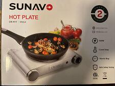 Sunavo Hot Plate Cb-h11