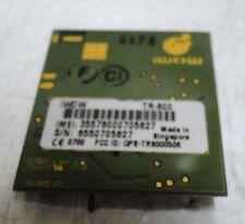 iWOW TR-800 IMEI: 35578000705827 QPB -TR800506 iWOW TR-800 (GSM/GPRS module)