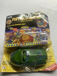 Fistful of Aliens Sealed Green Space Pod Pack 1998 Yes! 6Figures Rare MOC