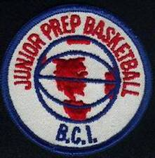 JUNIOR PREPARATION BASKETBALL OF AMERICA OLD JERSEY LOGO PATCH BRAND NEW