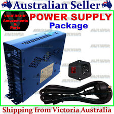 Switching Power Supply, Switch & Cable Package - Arcade / Mame machines