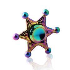 6 ball Fidget Spinner Metal Hand Spinner EDC Fingertip Gyro Anti-Stress Desk Toy