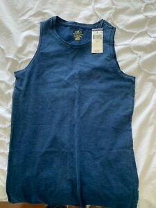 ralph lauren t shirt dress blue size small BRAND NEW WITH TAGS rrp 80