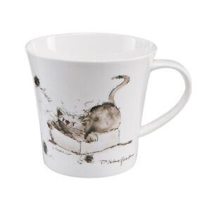 GOEBEL Peter Schnellhardt KATZE Kaffee-/Teetasse Spielstunde ca. 0,35l /26500151