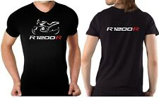 T-shirt maglia per moto BMW R1200R tshirt R 1200 R maglietta