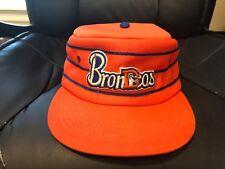 Vintage DENVER BRONCOS SPORTS SPECIALTIES Snapback Hat Cap
