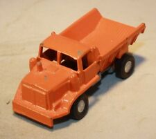 1960s Mack Dump Truck Speed Wheels Marx Toys Made in Hong Kong