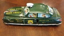 Dick Tracy Green squad car