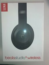Beats by Dr. Dre Studio Wireless Headphones - Matte Black