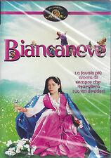 Dvd «BIANCANEVE E I 7 NANI ♥ IL FILM» di Michael Berz con Sarah Patterson 1987