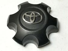 Toyota Tacoma OEM Wheel Center Cap Dark Gray Metallic 4260B-04060 2016-2019 NEW