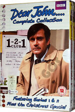 Dear John The Complete Collection BBC 4 DVD Comedy Series 1 2 Xmas Specials New