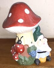Latex mould for making this Cute Gnome Under Toad Stool