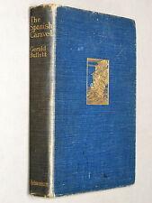 The SPANISH CARAVEL - Gerald Bullett (1927 1st Ed) Illus Laurence Irving pirates