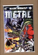 DARK NIGHTS METAL #1 SIMON BISLEY MIDTOWN VARIANT BATMAN NM