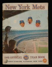 1969 NY METS OFFICIAL YEARBOOK ~ BASEBALL MLB World Series Champions !! REPRINT