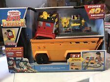 Thomas & Friends Super Cruiser Transforming Train Track Set DAMAGED BOX