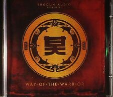 Shogun Audio - Way of the Warrior CD. Alix Perez, Icicle, Rockwell, Spectrasoul
