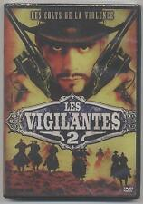 NEUF DVD LES VIGILANTES 2 SOUS BLISTER WESTERN LES COLTS DE LA VIOLENCE