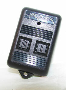 AU-3TLC Excalibur Empty Remote Control Case