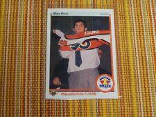 mike ricci (philadelphia flyers-center) 1990/91 upper deck rookie card #355 mint