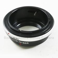 Kipon Canon FD lens To Micro 4/3 Mount Adapter M43 GF6 GX7 GH4 E-P5 PL6 OM-D