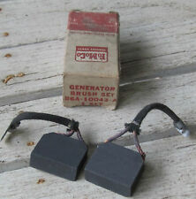 NOS 1940's 1950's Ford Generator Brush Set B6A-10043-A 1941 1947 1955 1956 1957