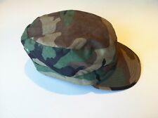 Sic Apparel Combat Cap Size Large, 7.5, Cammo, New